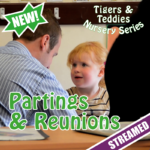connected baby - tigers and teddies nursery series - partings and reunions