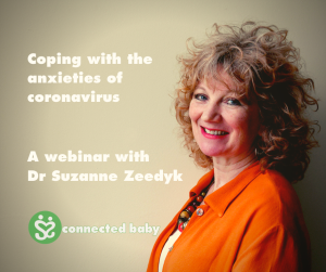 Webinar:  Coping with the anxieties of coronavirus