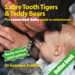 Suzanne Zeedyk - connected baby Teddy Tiger Online Book