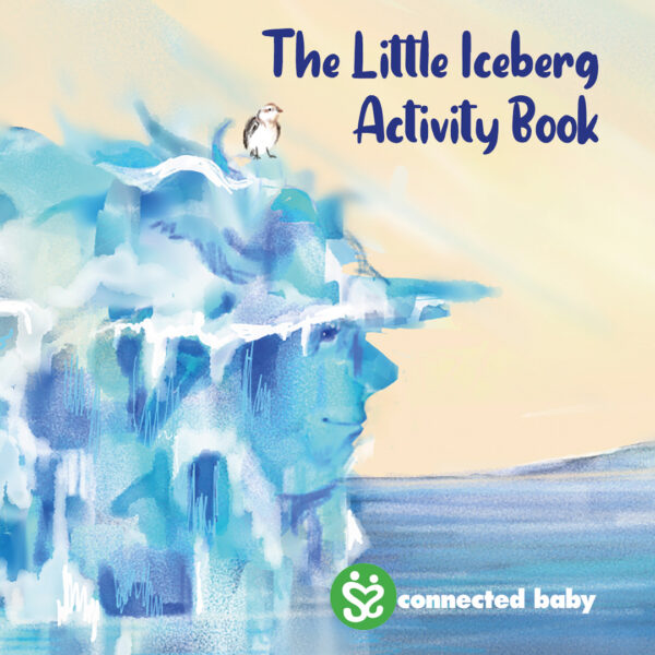 connectedbaby-Little Iceberg-Activity Book -Sq