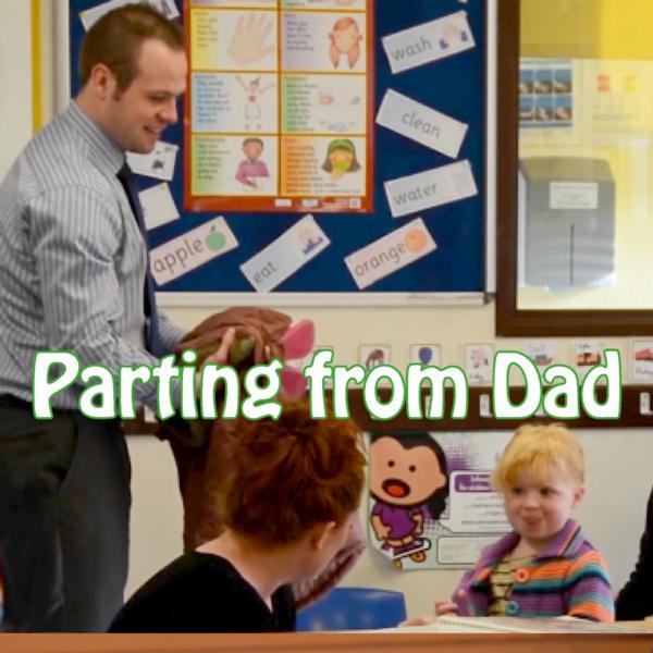 connectedbaby - T&T Nursery Series - Parting Dad