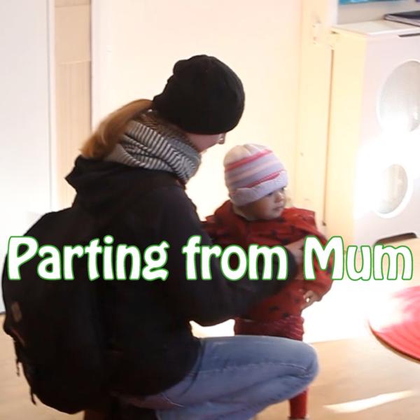 connectedbaby - T&T Nursery Series - Parting Mum